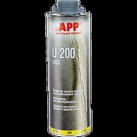 Средство для защиты кузова от ударов камней U200 UBS APP серое 1.0 литр (050102)