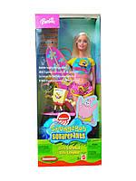 Коллекционная кукла Барби и Губка Боб Barbie Spongebob Squarepants 2003 Mattel C3117