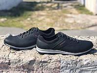 Туфли мужские кожаные ECCO большие размеры E0060