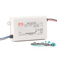 Блок живлення APC-35-350. Драйвер світлодіода. LED драйвер.