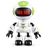 Мини робот-компаньон JJRC R8 Ruke Luke Бело-зелёный (JJRC-R8G), фото 2