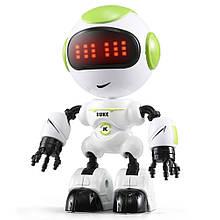 Мини робот-компаньон JJRC R8 Ruke Luke Бело-зелёный (JJRC-R8G)