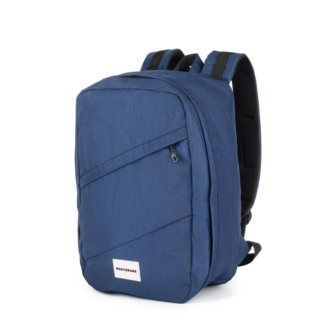 Рюкзак для ручной клади Wascobags 40х20х25 RW Синий
