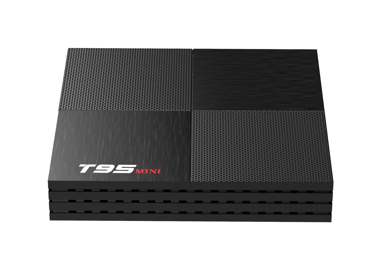 Приставка смарт ТВ T95 Mini  2Gb + 16Gb