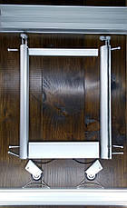 Конструктор для шкафа-купе на 2 двери для самостоятельной сборки Ш1800мм х В800мм, фото 2