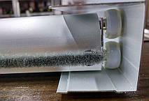 Конструктор для шкафа-купе на 2 двери для самостоятельной сборки Ш1400мм х В1000мм, фото 3