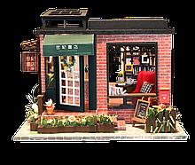3D Румбокс Книжковий Магазин - Ляльковий Дім Конструктор / DIY Doll House від CuteBee