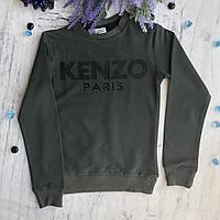 Джемпер для мальчика в стиле Kenzo. Размеры 9-10 лет, 10-11 лет, 11-12 лет, 12-13 лет, 13-14 лет