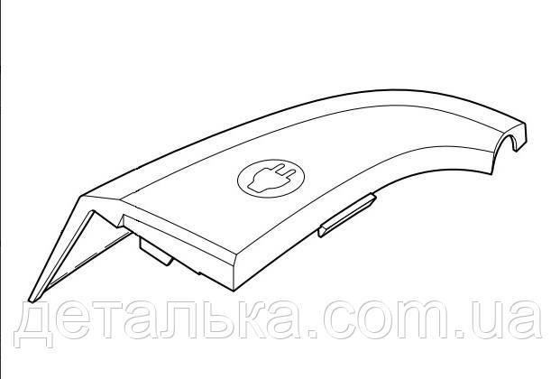 Кнопка сматывания шнура для пылесоса Philis FC9912, фото 2