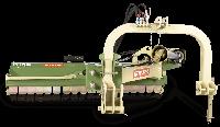 Мульчирователь KDL 160 Profi STARK c гидравликой (1.60 м. молотки, вертикальный подъем) (Литва), фото 1