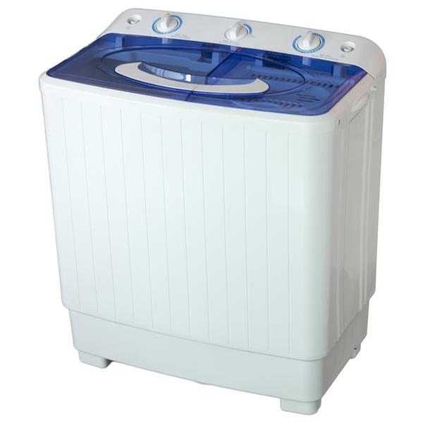 Пральна машина 5.5 кг центрифуга; помпа ViLgrand V551-12Р_blue_(3852)