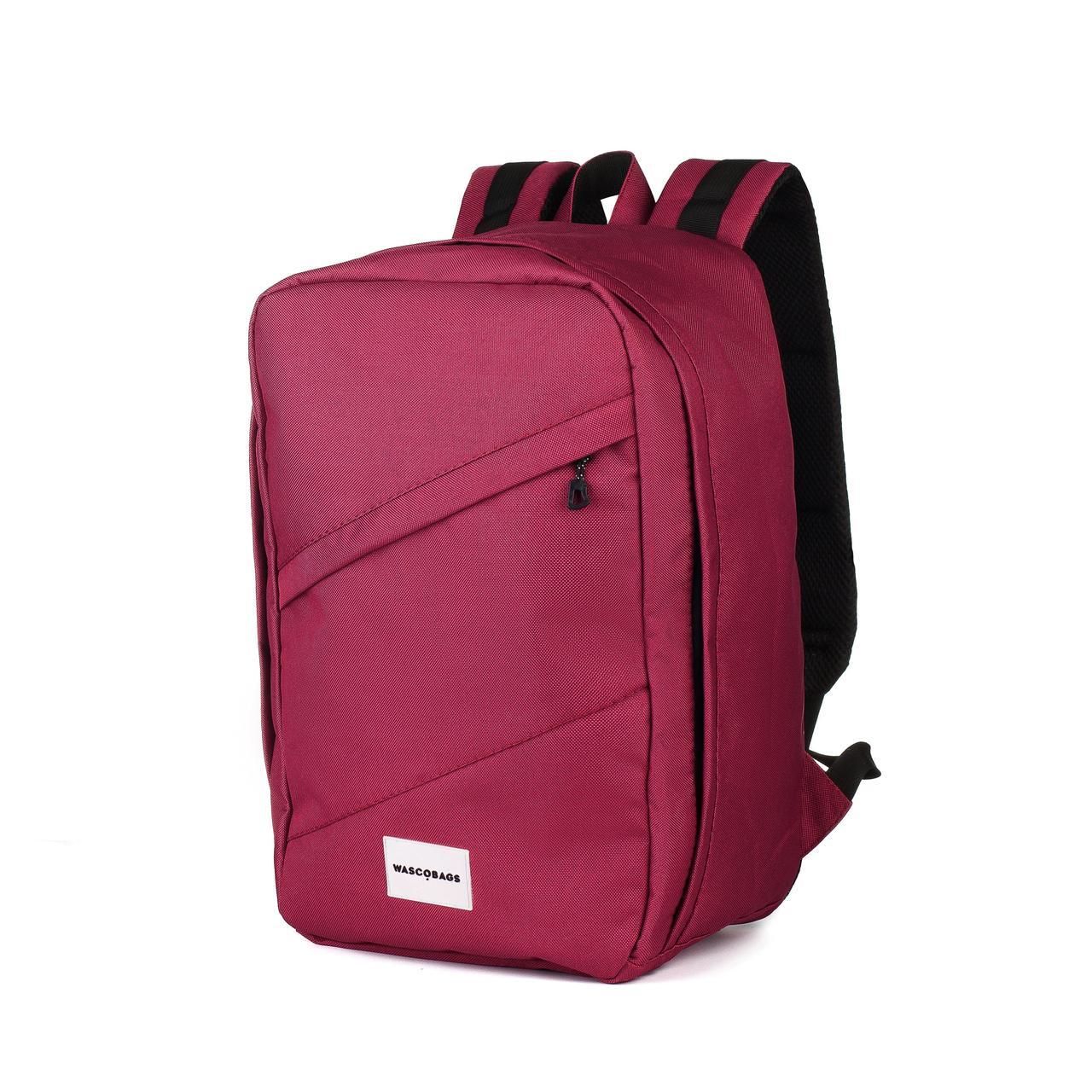 Рюкзак для ручной клади Wascobags 40x20x25 RW Вишня