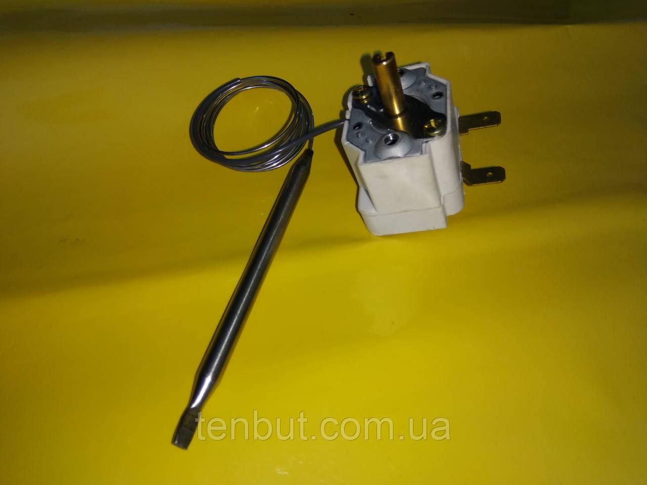 Терморегулятор капилярный 90℃ / 250 В / 20 А для бойлера Атлантик производство Китай