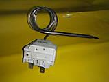 Терморегулятор капилярный 90℃ / 250 В / 20 А для бойлера Атлантик производство Китай, фото 3