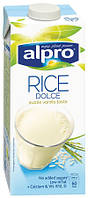 Рисовое молоко 1л, напиток рисовый Алпро , Alpro Rice Dolce