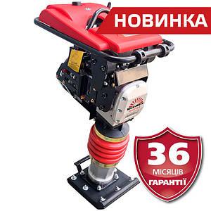 Вибротрамбовка 12 кН, 6,5 л.с., Латвия Vitals Master VS 8012a