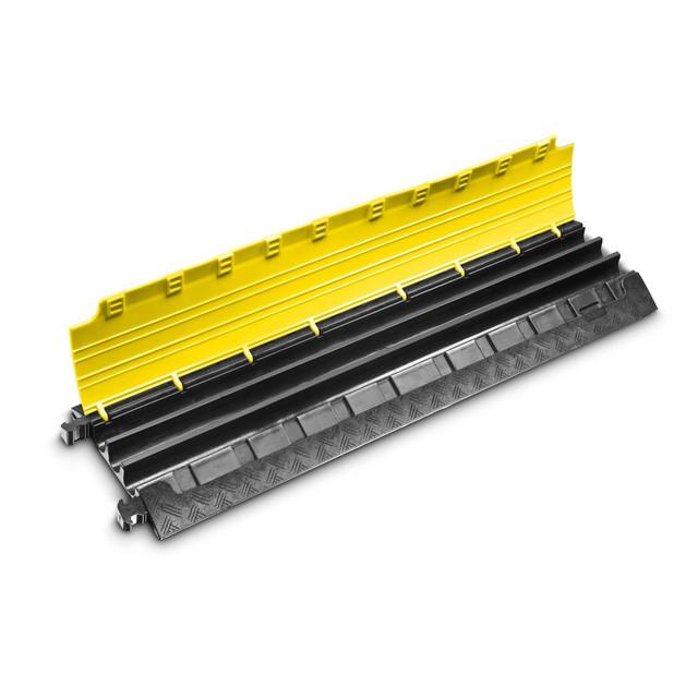 Модуль желтая крышка для кабель канала Defender Mini 85299