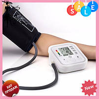 Электронный измеритель давления electronic blood pressure monitor Arm style | тонометр, фото 1