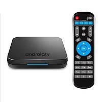 Приставка Android Smart TV Box Mecool KM9, фото 1