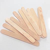 Деревянные шпатели для шугаринга и депиляции, одноразовые, 50 шт.