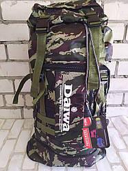 Рюкзак туристический камуфляжный Daiwa 70л