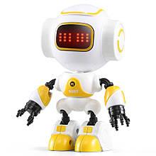 Мини робот-компаньон JJRC R9 Ruby Luby Бело-желтый (JJRC-R9Y)