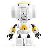 Міні робот-компаньйон JJRC R9 Ruby Luby Біло-жовтий (JJRC-R9Y), фото 4