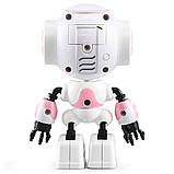 Міні робот-компаньйон JJRC R9 Ruby Luby Біло-рожевий (JJRC-R9R), фото 4