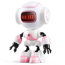 Мини робот-компаньон JJRC R9 Ruby Luby Бело-розовый (JJRC-R9R)