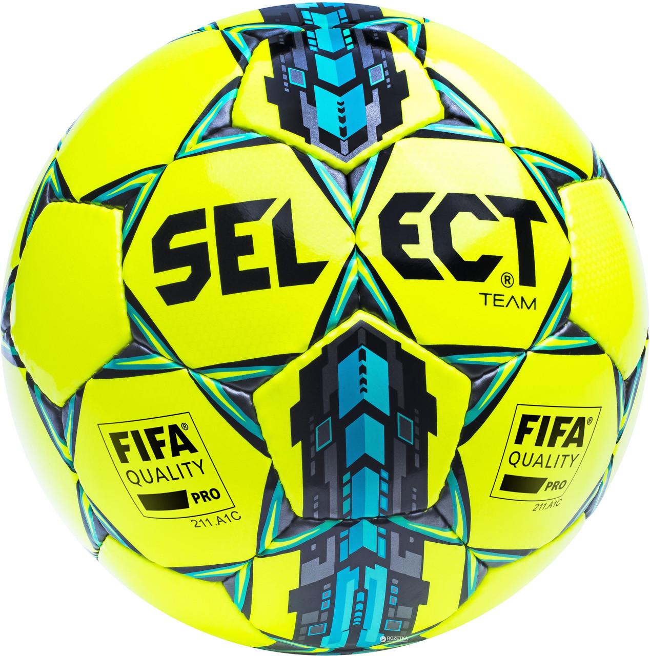 Мяч футбольный Select Team №5