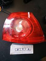 №383 Б/у фонарь задний правий DEPO для Volkswagen Golf V 2005-2009