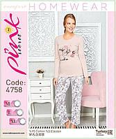 Пижама женская (одежда для дома)