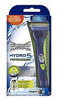 Станок Wilkinson Sword Hydro 5 Power Select с батарейкой, 1 картридж 01165