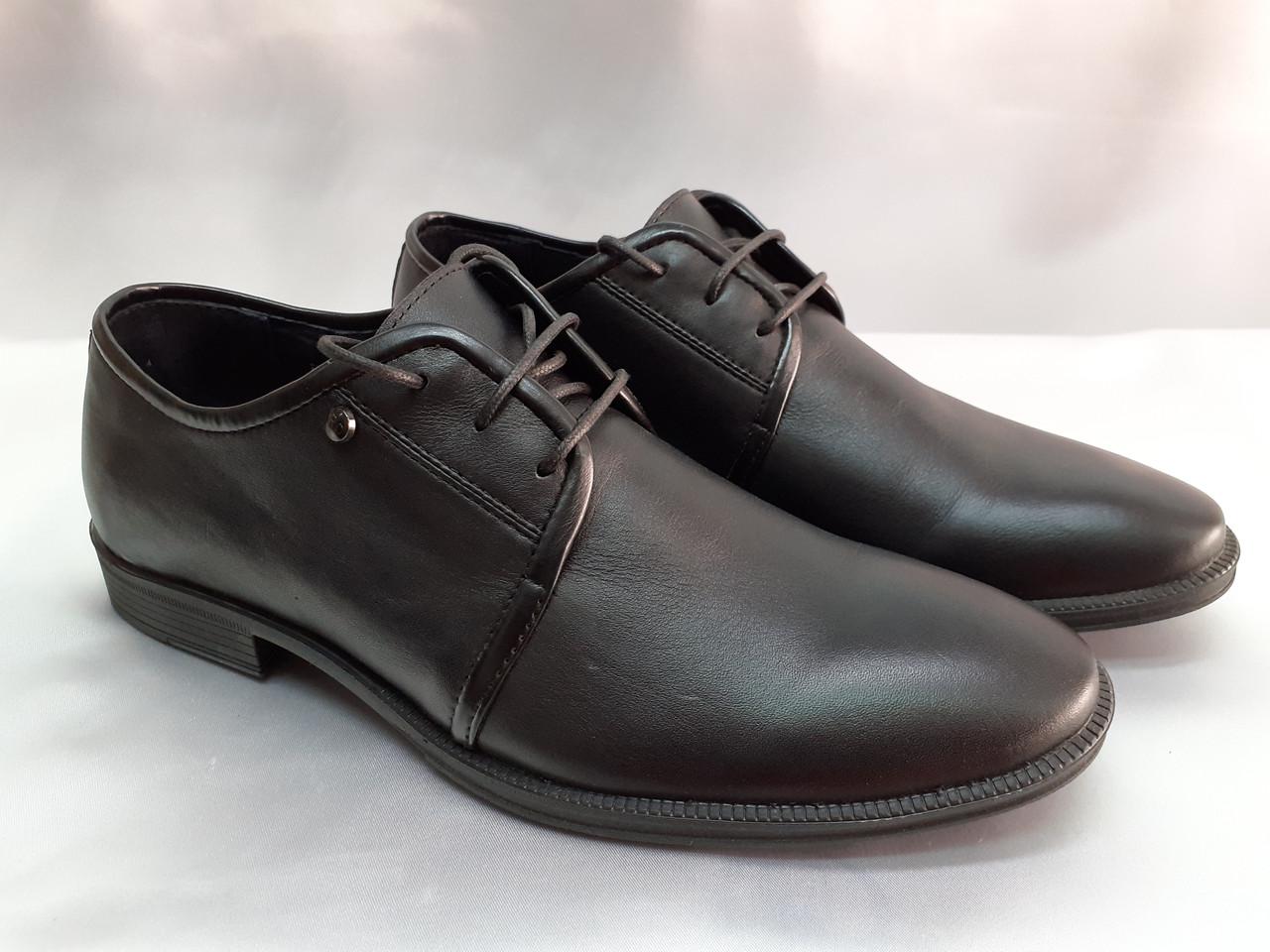 Классические туфли на шнурках Rondo