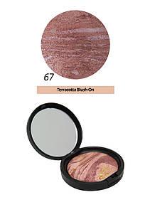 Терракотовые румяна - Terracotta blush-on Deina