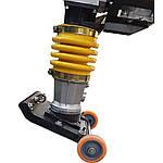 Вибротрамбовка бензиновая Spektrum STR-80 (Honda GX160), вес 78 кг, фото 4