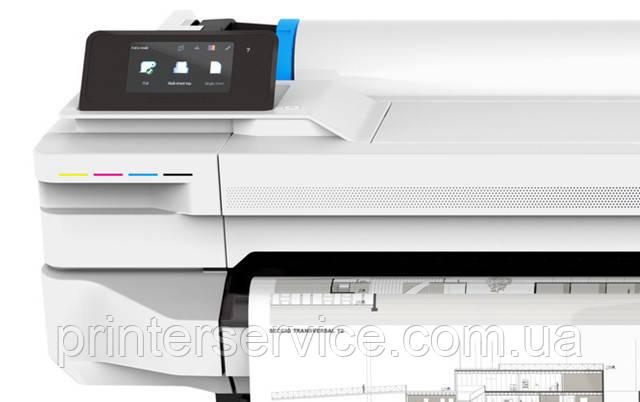 Сенсорный экран HP DesignJet T530