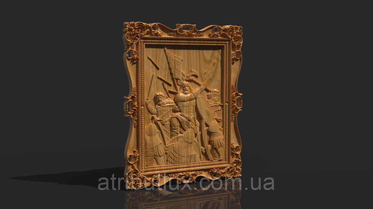 Картина Русы, войны севера