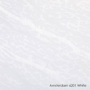 Вертикальные жалюзи Amsterdam-6201 white