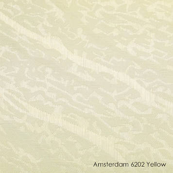 Вертикальные жалюзи Amsterdam-6202 yellow