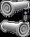 2 Ventoxx Champion (V-108м3/ч, S-40м2, Пульт), фото 2
