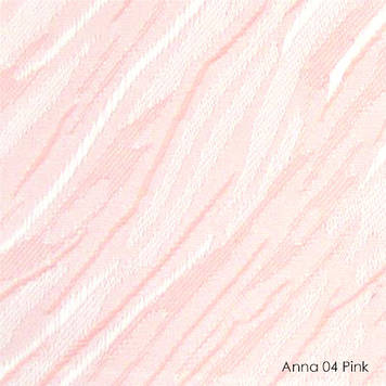 Вертикальные жалюзи Anna-04 pink