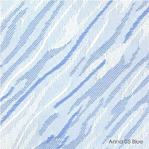 Вертикальные жалюзи Anna-05 blue