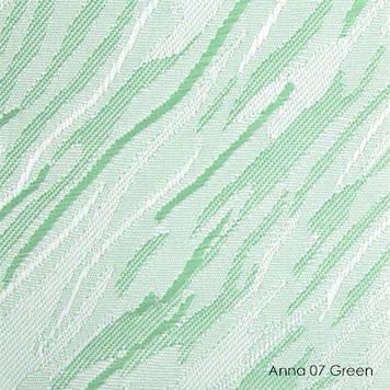 Вертикальные жалюзи Anna-07 green