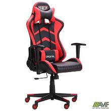 Компьютерное игровое кресло VR Racer Blaster черный/красный