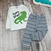 Детская пижама Дино 90, фото 1