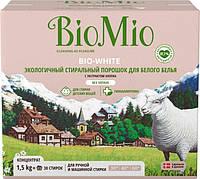 Порошок стиральный BioMio BIO-WHITE  для БЕЛОГО БЕЛЬЯ ПХ-416