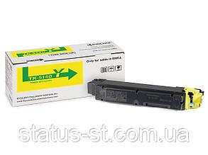 Заправка картриджа Kyocera TK-5140Y yellow для Kyocera ECOSYS M6030cdn, Kyocera Ecosys P6130cdn
