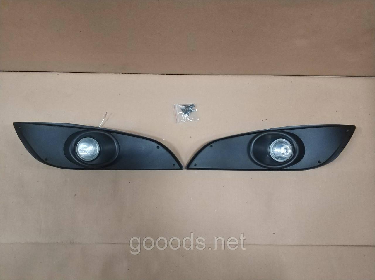 Фари протитуманні Opel Astra H (07-09)