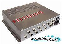 БУС-3-09-600MW блок управления светодиодными светильниками, кол-во драйверов - 9, мощность 600W., фото 1